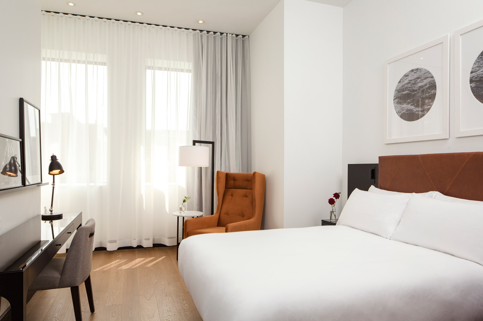 Chambre Deluxe avec grand lit